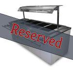 3.5m Servery Counter