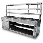 Superpass Heated Counter