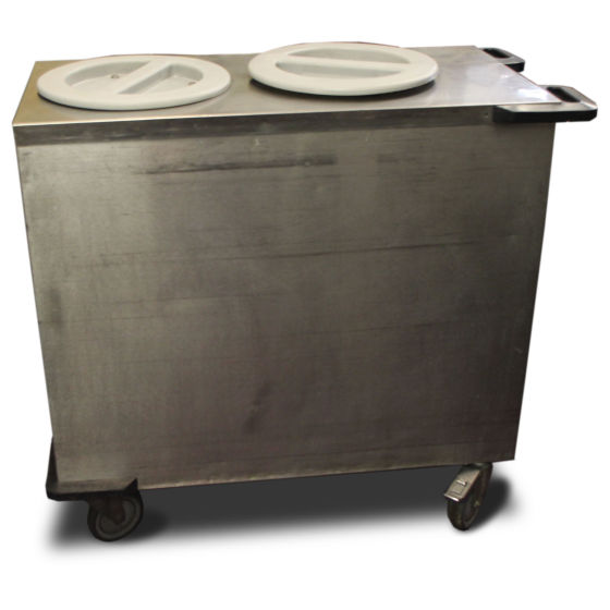 Plate Warmer Trolley