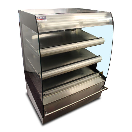 Fri-jado Heated Display Unit