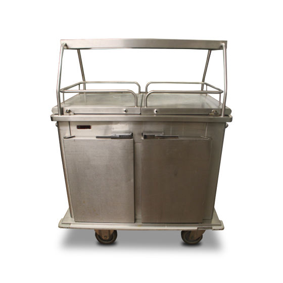 Corsiar Hot Cupboard Trolley