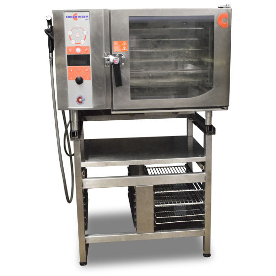Convotherm 6 Grid Oven and Stand