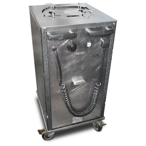 Moffat Plate Warmer Trolley
