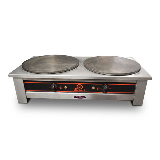 Sofraca Twin Crêpe Maker