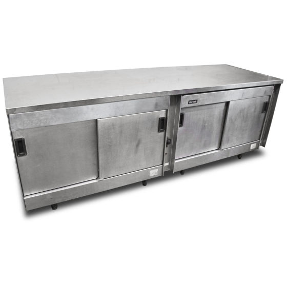 Bartlett Hot Cupboard