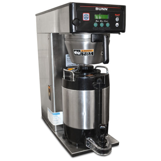 Bunn ICBA Brewer and Thermal Server