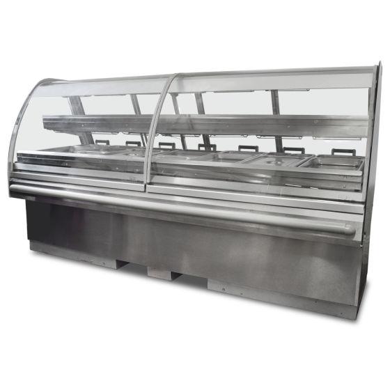 BKI Heated Display Unit