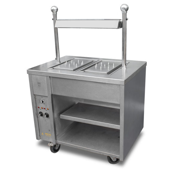 Heated Carvery Servery