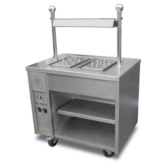 Heated Carvery Servery