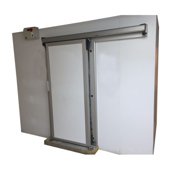 2.9 x 1.7m Walk In Freezer