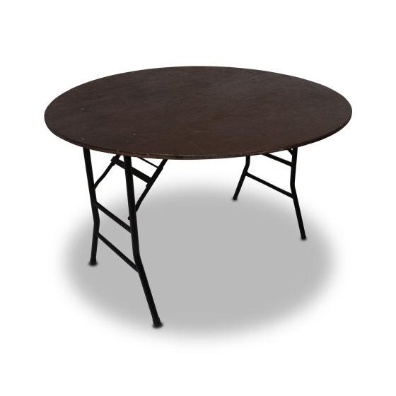 x2 Darkwood Trestle Tables