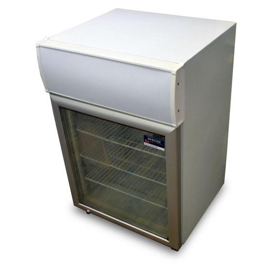 Tefcold Countertop Display Freezer