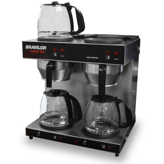 Bravilor Twin Filter Coffee Machine