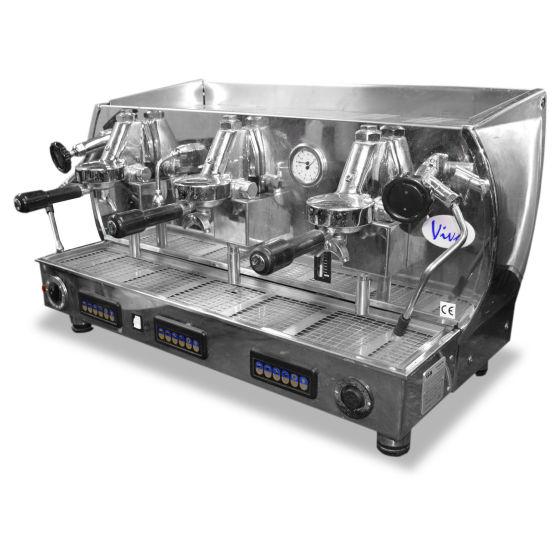 La Nuova Era 3 Group Coffee Machine