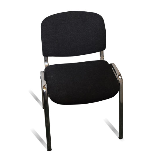 10 x Black Office Chairs