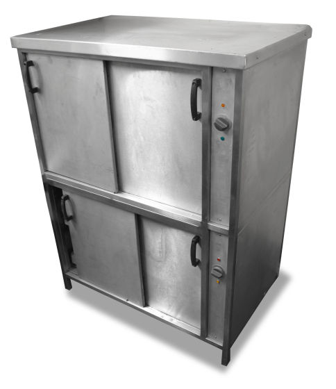 Two Tier Hot Cupboard
