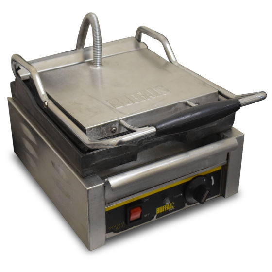 Buffalo Single Panini Press
