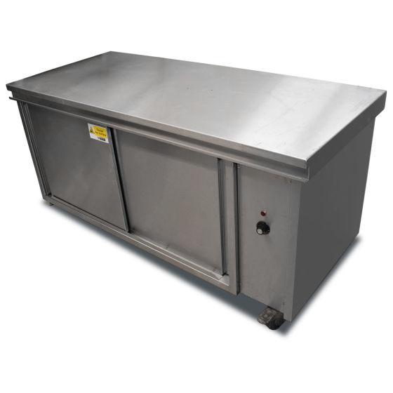 1.6m Hot Cupboard