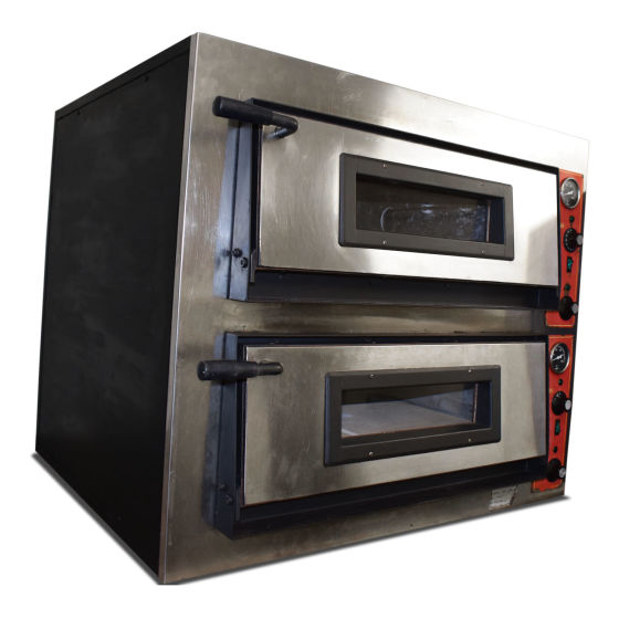 Two Tier Pizza Oven