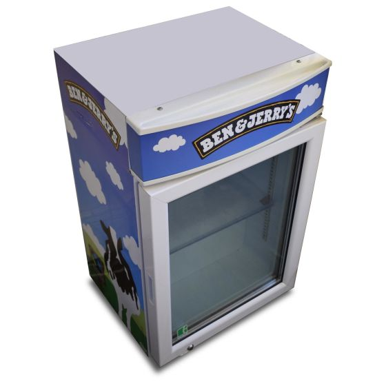 Ben & Jerry's Display Freezer