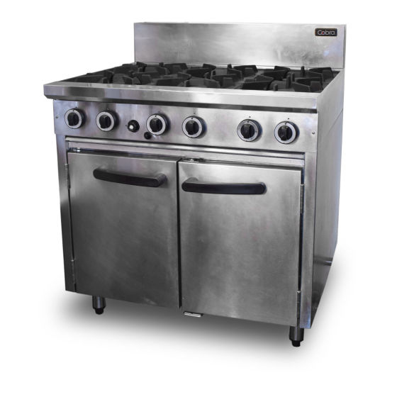 Cobra By Blue Seal 6 Burner