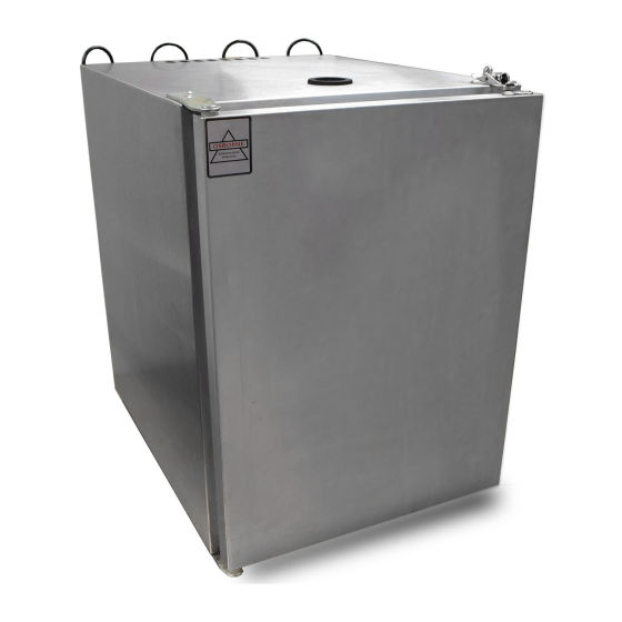 Osborne Milk Cooler