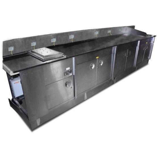 Granite Worktop Unit