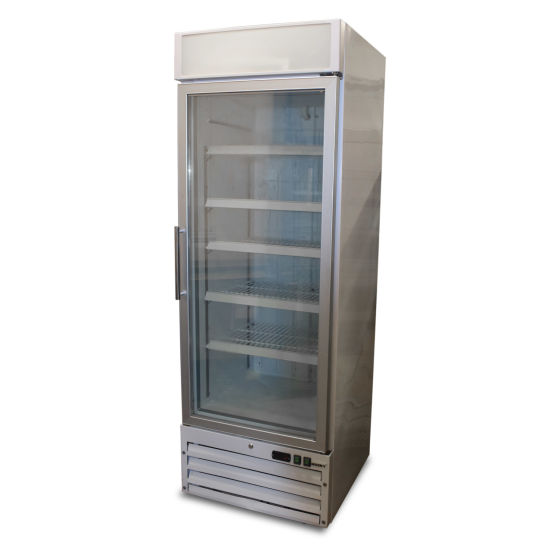Husky Display Freezer