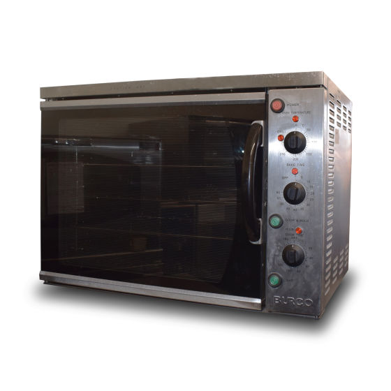 Burco Convection Oven