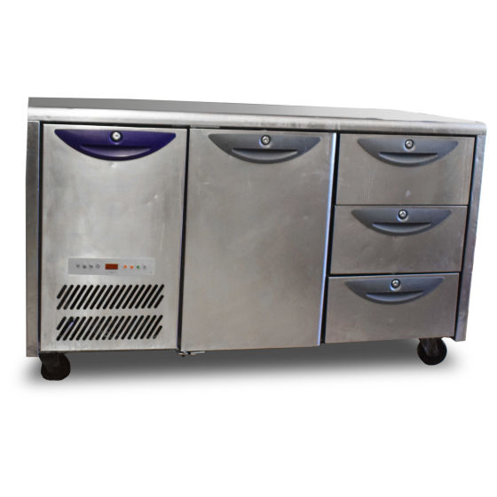 Williams Prep Fridge with Drawers