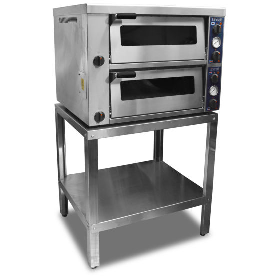 Lincat Twin Pizza Oven & Stand