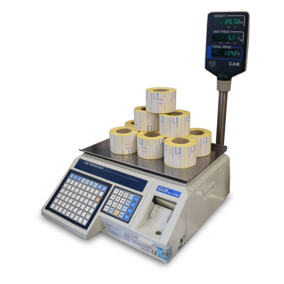 CAS Label Printer Scale