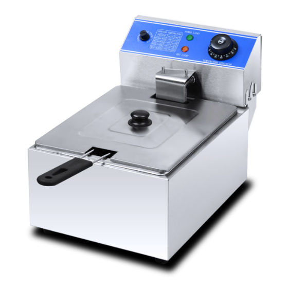 New Anvil Tabletop Single Tank Fryer
