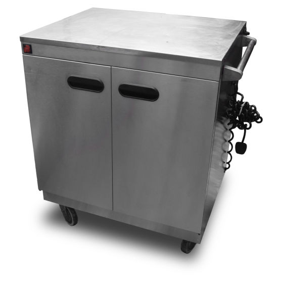 Parry Hot Cupboard Trolley