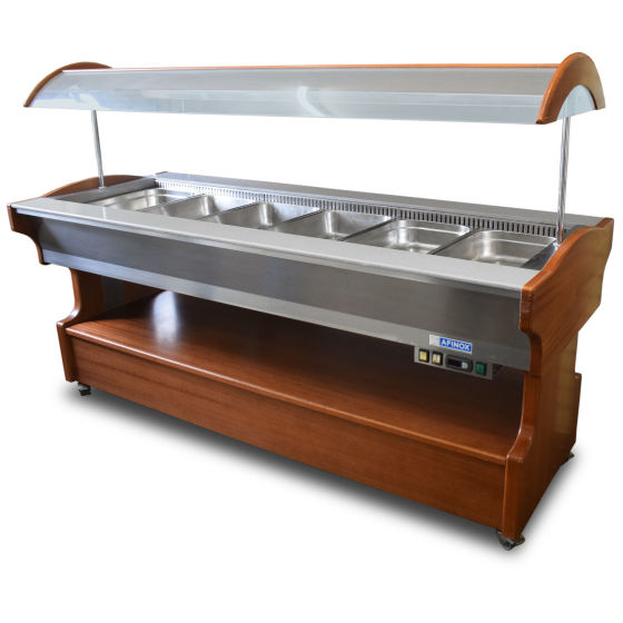 Chilled Buffet Counter