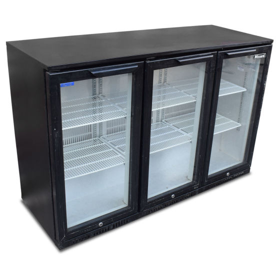 Blizzard 3 Door Bottle Cooler