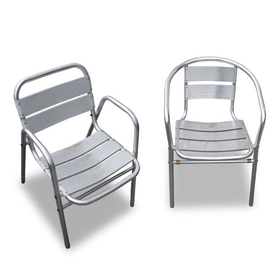 x15 Outdoor Stacking Chair Set