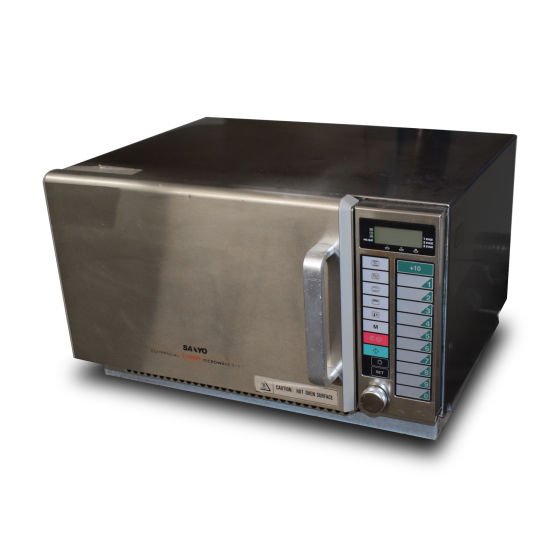 Sanyo Combination Microwave Oven 1300W