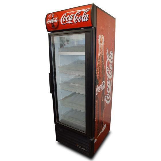 True Coca Cola Bottle Cooler