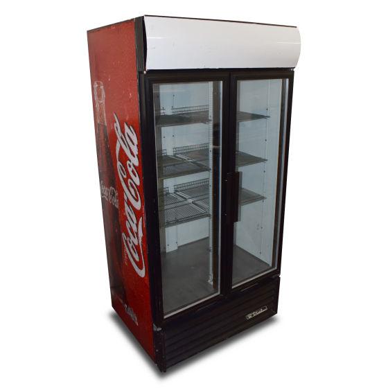 True Double Upright Bottle Cooler