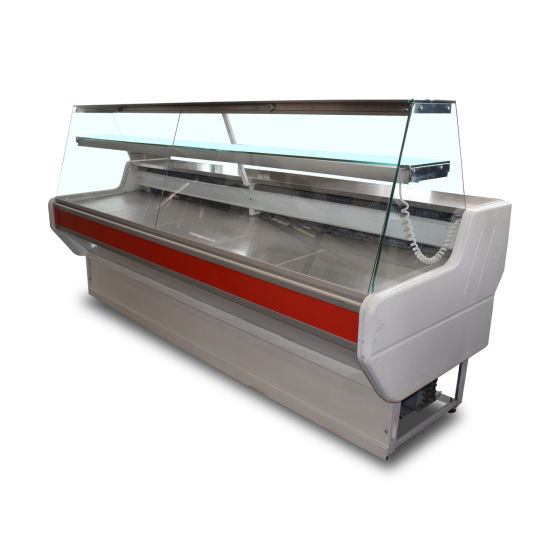 2.5m Serve Over Display Counter