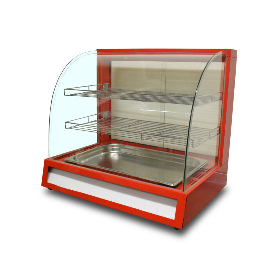 Kukoo Food Warmer Display