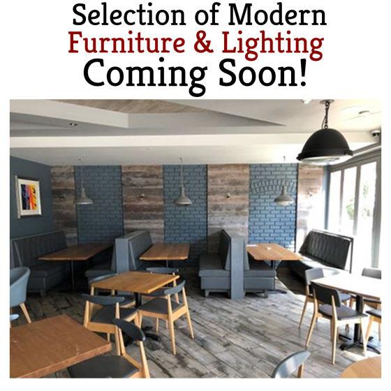 Furniture & Lighting Coming Soon