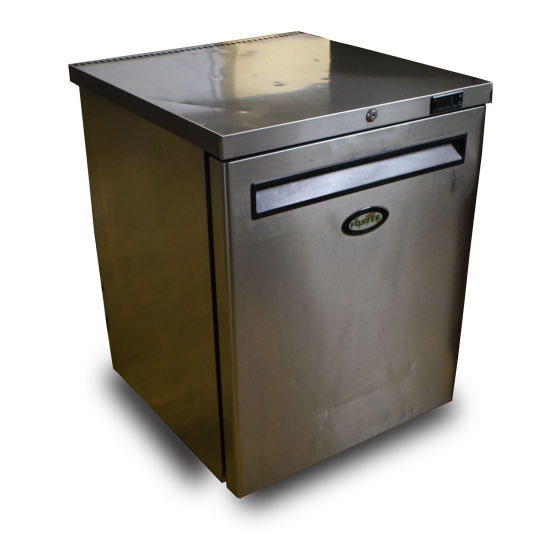 Foster Undercounter Freezer