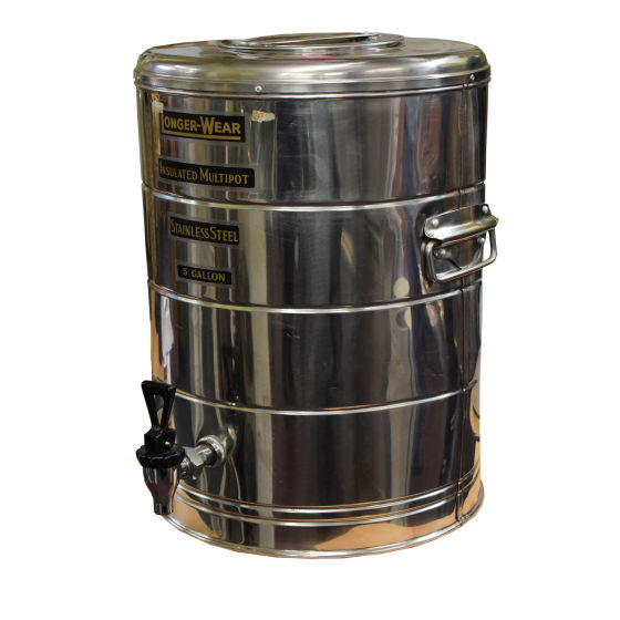 Insulated Multipot