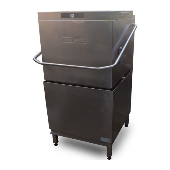 Hobart PREMAX AUP Dishwasher