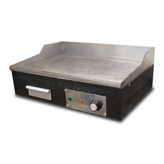 Electric Flat Top Griddle