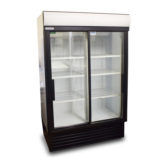 Staycold Double Display Fridge
