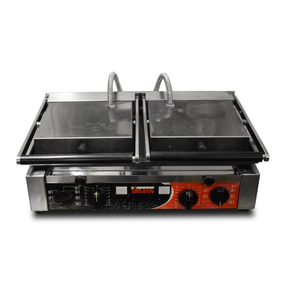 Sirman Twin Panini Grill