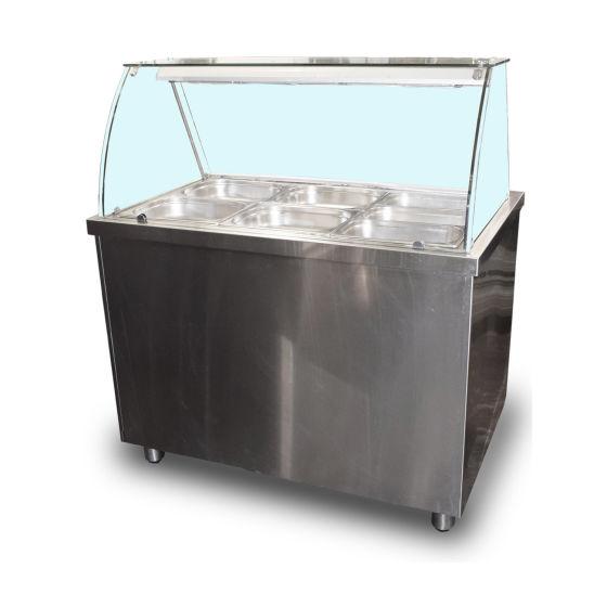 Inomak Heated Servery Counter